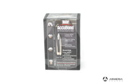Palle ogive Nosler AccuBond calibro 270 - 150 grani - 50 pezzi #54801