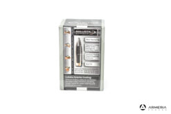 Palle ogive Nosler Ballistic Silver Tip calibro 270 - 150 grani - 50 pezzi #51100