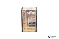 Palle ogive Nosler Partition calibro 22 224 - 60 grani Spitzer - 50 pezzi #16316