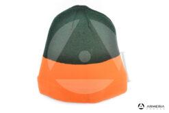 Cappello berretto Trabaldo Ibis Orange caccia taglia unica retro