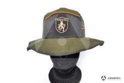 Cappello berretto Trabaldo Missouri Orange caccia taglia L