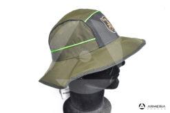 Cappello berretto Trabaldo Missouri caccia taglia L lato