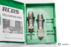 Dies RCBS FL Dies Set calibro 6.5x47 Lapua - Gruppi D - #12901 interno