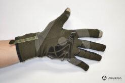 Guanti termici Trabaldo Pyton Pro Hard Ceramic taglia L con sacca antivento palmo