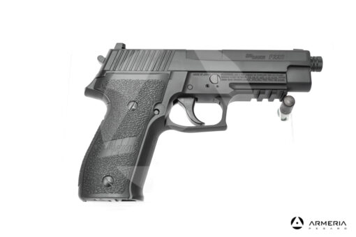 Pistola semiautomatica CO2 Sig Sauer modello P226 calibro 4.5 black