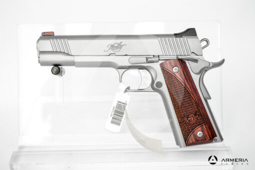 Pistola semiautomatica Kimber modello Stainless calibro 9x21 Canna 5