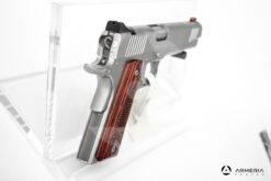 Pistola semiautomatica Kimber modello Stainless calibro 9x21 Canna 5 calcio