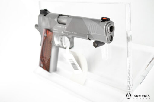 Pistola semiautomatica Kimber modello Stainless calibro 9x21 Canna 5 mirino