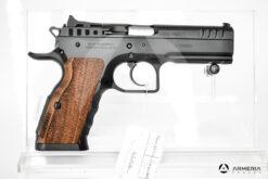 Pistola semiautomatica Tanfoglio modello Stock I calibro 9x21 Canna 5