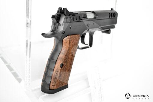 Pistola semiautomatica Tanfoglio modello Stock I calibro 9x21 Canna 5 calcio