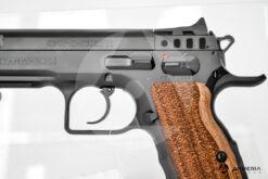 Pistola semiautomatica Tanfoglio modello Stock I calibro 9x21 Canna 5 fusto