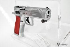 Pistola semiautomatica Tanfoglio modello Stock II Optic calibro 9x21 Canna 5 mirino