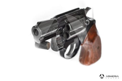 Revolver Colt modello Cobra canna 2 calibro 38 SPL canna