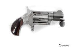 Revolver North American canna 1 calibro 22 LR lato
