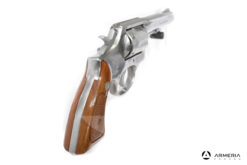 Revolver Smith & Wesson modello 65-2 Inox canna 4 calibro 357 Magnum calcio