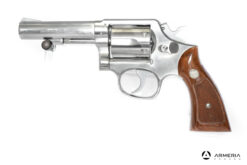 Revolver Smith & Wesson modello 65-2 Inox canna 4 calibro 357 Magnum lato