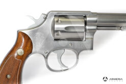 Revolver Smith & Wesson modello 65-2 Inox canna 4 calibro 357 Magnum mod