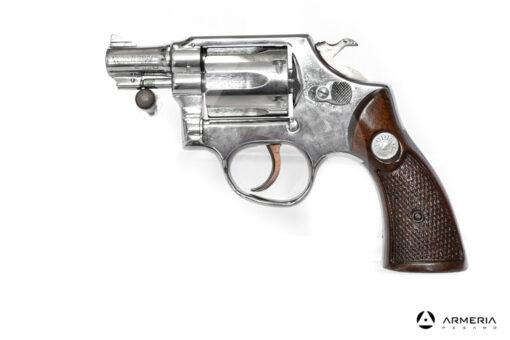 Revolver Taurus modello 682 canna 1 1-8 calibro 38 SPL lato