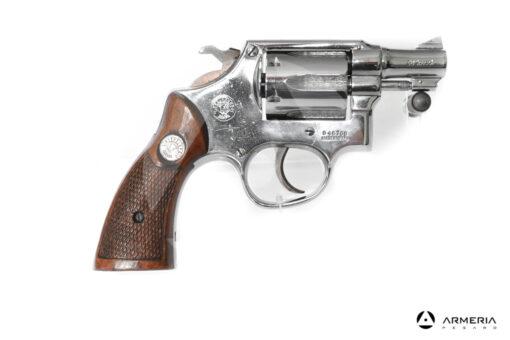 Revolver Taurus modello 682 canna 1 1-8 calibro 38 SPL