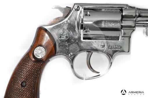Revolver Taurus modello 682 canna 1 1-8 calibro 38 SPL tamburo