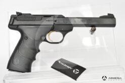 Pistola semiautomatica Browning modello Buckmark calibro 22LR Canna 5.5