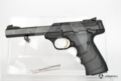 Pistola semiautomatica Browning modello Buckmark calibro 22LR Canna 5.5 lato