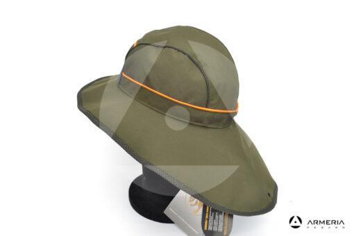 Cappello berretto Trabaldo Michigan caccia antipioggia taglia XL retro