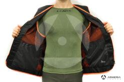 Gilet alta visibilità Konustex Gametop Reflex #0323 taglia M interno