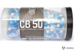 Palle di gesso Umarex Chalkball CB50 calibro 50 per pistola Walther T4E