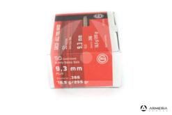 Palle ogive Geco calibro 9.3mm plus 366 - 255 grani - 50 pz
