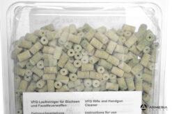 Busta feltrini VFG Weapon Care per pulizia intensiva pistola - calibro 22 500 pz