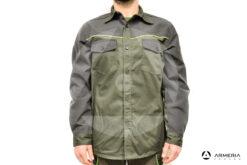Camicia da caccia RS Hunting C250 verde taglia XXL