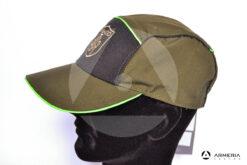Cappello berretto Trabaldo Apache caccia taglia III lato