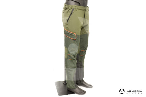 Pantalone da caccia RS Hunting T-104F taglia 54 lato sx