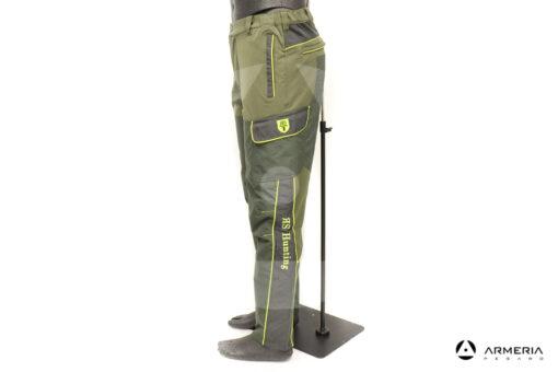 Pantalone da caccia RS Hunting T-120 taglia 50 lato