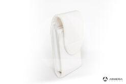 Porta cellulare smartphone Vega Holster bianco #2R26 lato