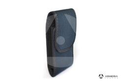 Porta cellulare smartphone Vega Holster blu #2R27 lato