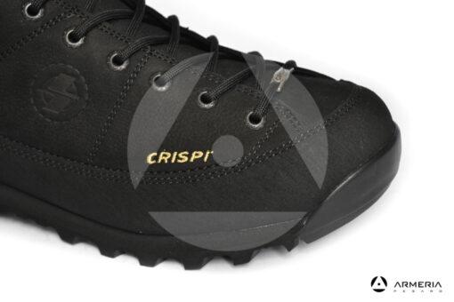 Scarpe Crispi Monaco Tinn GTX black taglia 43 punta