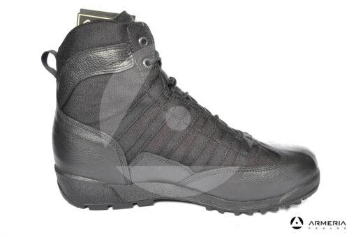 Scarponi Stivaletti Crispi SWAT Urban GTX Black taglia 45 lato