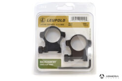 Supporti ad anello Leupold BackCountry 30mm high matte #175121