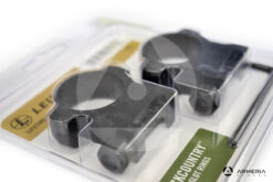 Supporti ad anello Leupold BackCountry 30mm high matte 175121