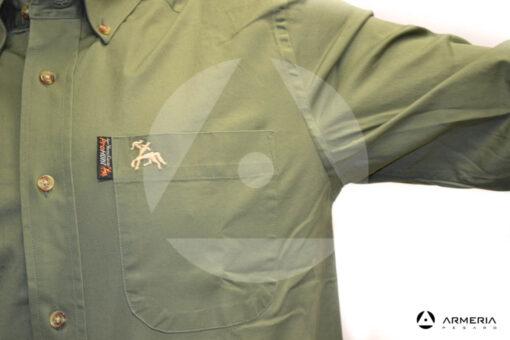 Camicia a manica lunga Pro Hunt Grouse taglia XL macro