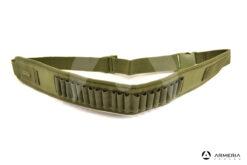 Cartuccera per carabina Venturini caccia 20 celle multicalibro alto