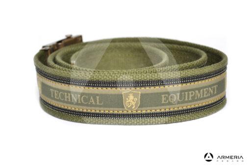 Cintura Trabaldo WTE Wildlife equipment tg Unica nero macro