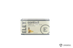 Eley Contact calibro 22 LR Long Rifle - 42 grani - 50 cartucce