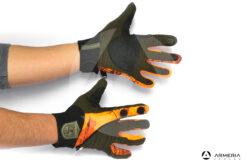 Guanti Trabaldo Snake Pro alta visibilità taglia S