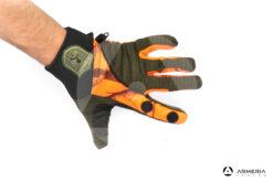 Guanti Trabaldo Snake Pro alta visibilità taglia S dorso