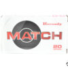 Hornady Match calibro 6.5 Creedmoor 140 grani ELD Match - 20 cartucce