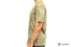 Maglia t-shirt camo CityGuard taglia S lato