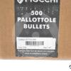 Palle ogive per pistola Fiocchi calibro 30 308 147 grani FMJ - 500 pezzi